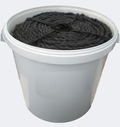 Каболка смоляная, канализационная